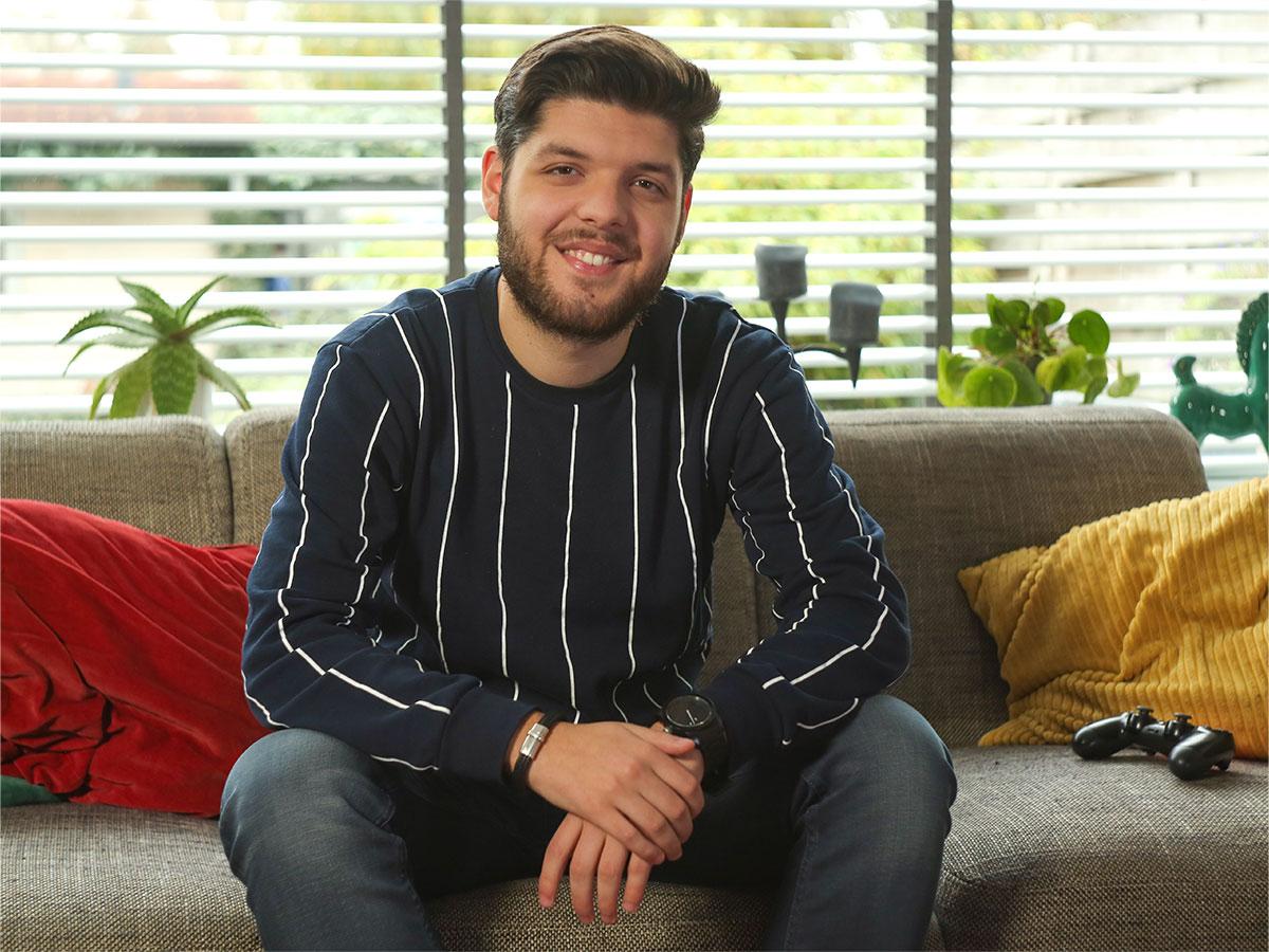 Mathijs Stals (Heezerules) YouTuber / Influencer
